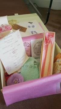 Contents of the Memory box