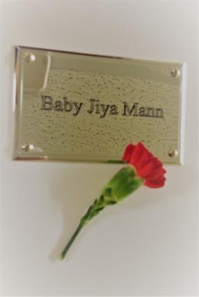 Baby Jiya Mann