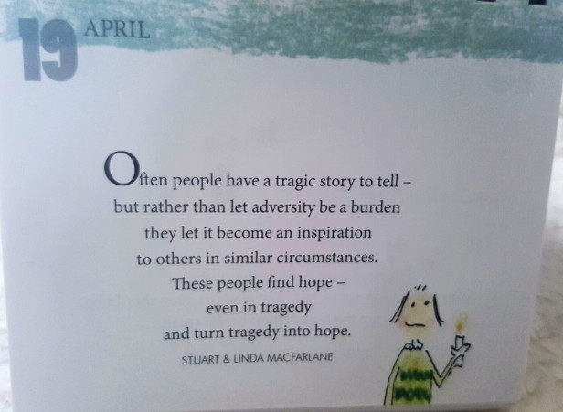19th April