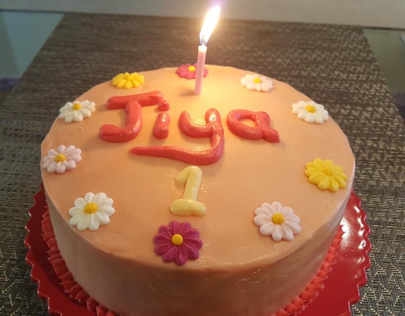 Happy 1st birthday in heaven baby girl… – A Drug Named Hope